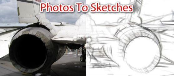 photo-to-sketch