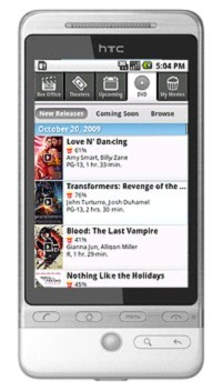 moviefone-android-app