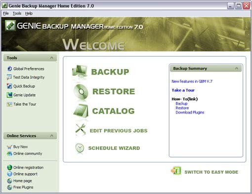 genie-backup-manager-free
