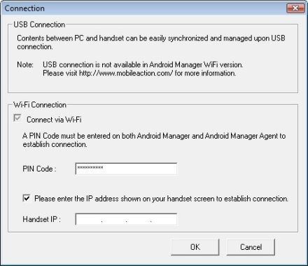 android-manager-pc