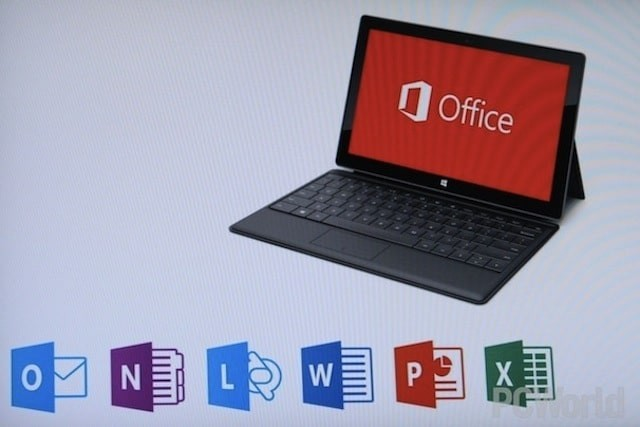 Office and SkyDrive