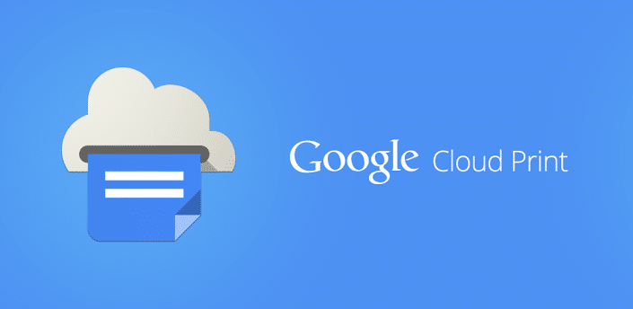 google cloud print best android app