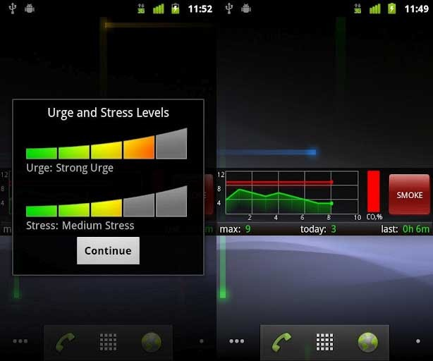 Quit-Smoking-Android-App