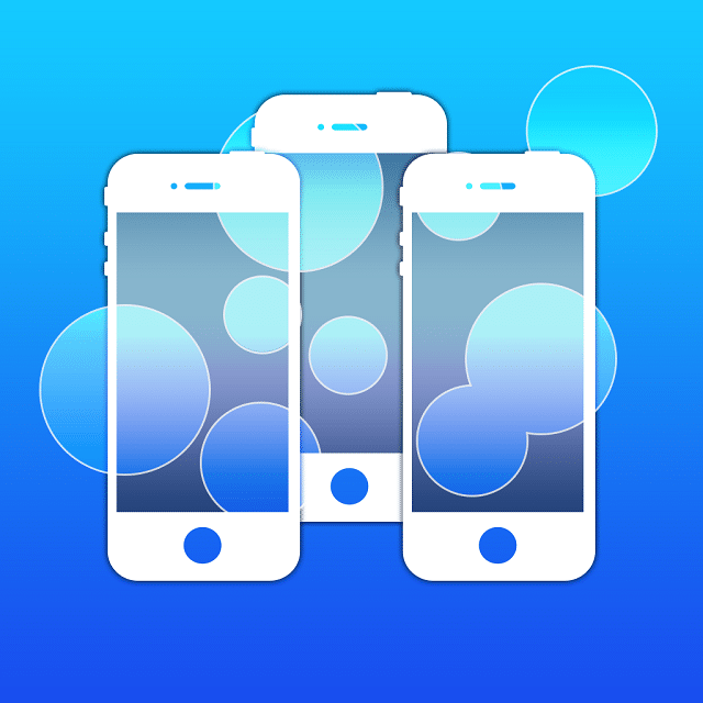ScreenMotion Wallpapers iOS 7