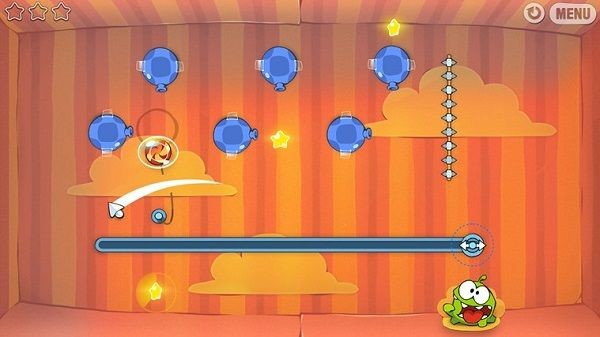 Cut The Rope for windows 8 best games
