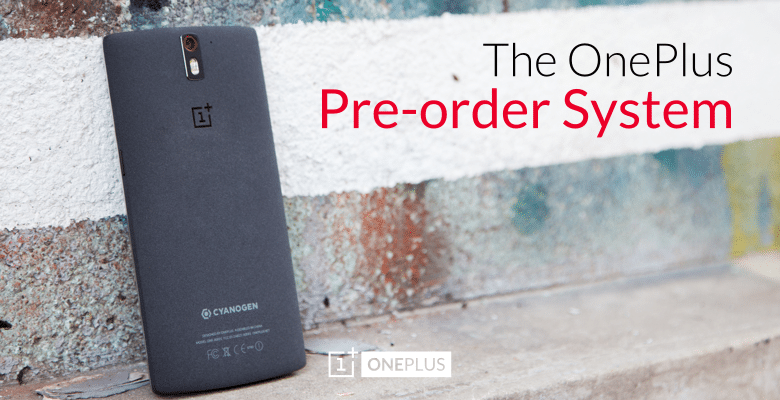one plus one pre order