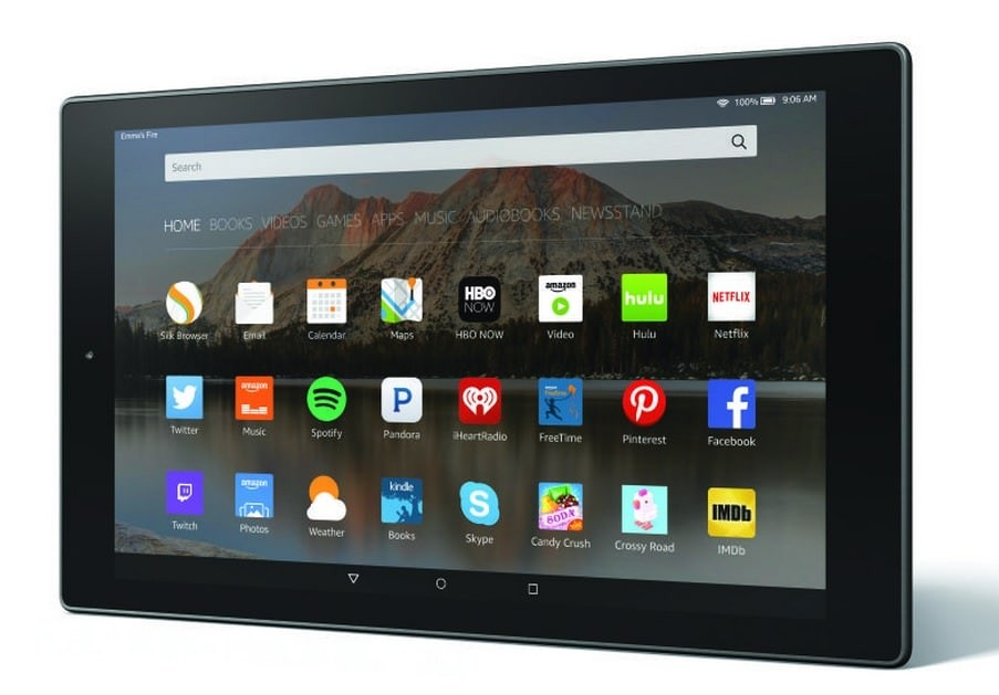 new fire tablets
