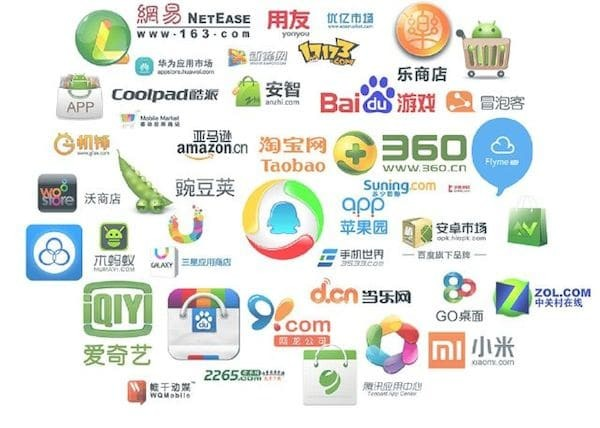 android-app-stores-china
