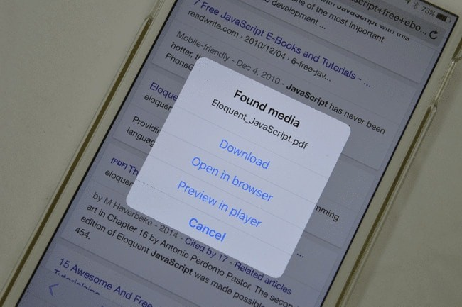 download manager iphone 5