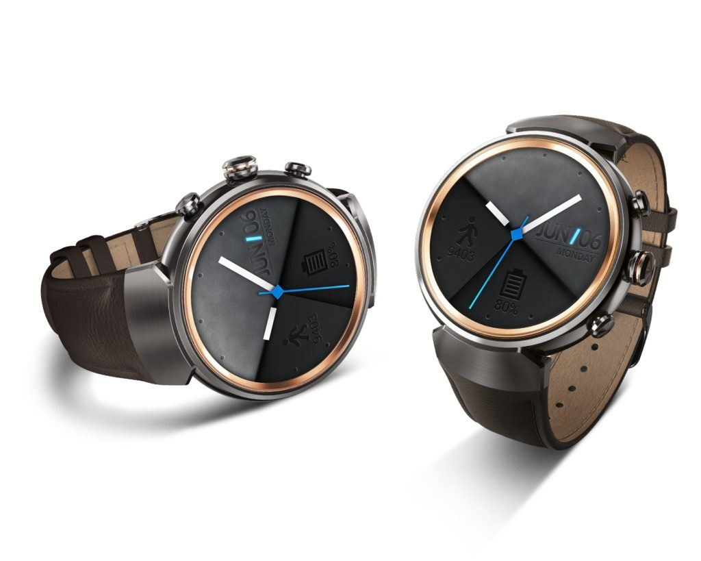 ZenWatch 3_Gunmetal-with-brown-leather