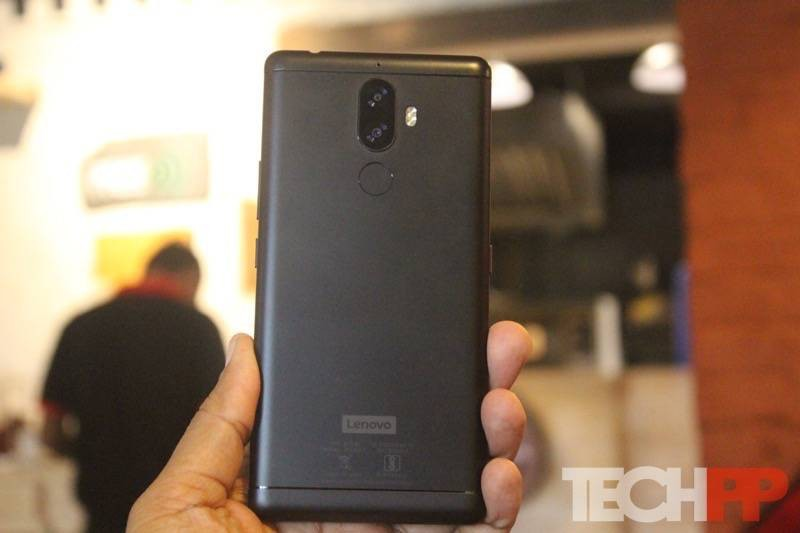 lenovo k8 note review 4