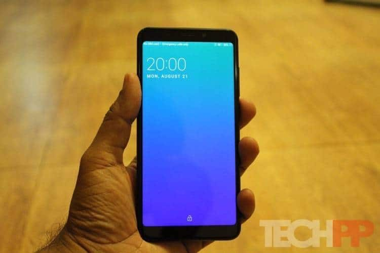 micromax canvas infinity review 2