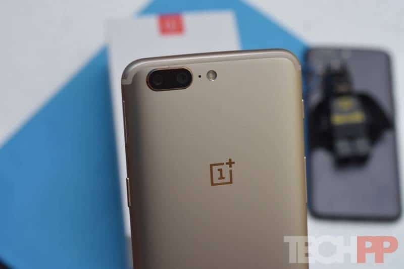 oneplus 5 soft gold 5
