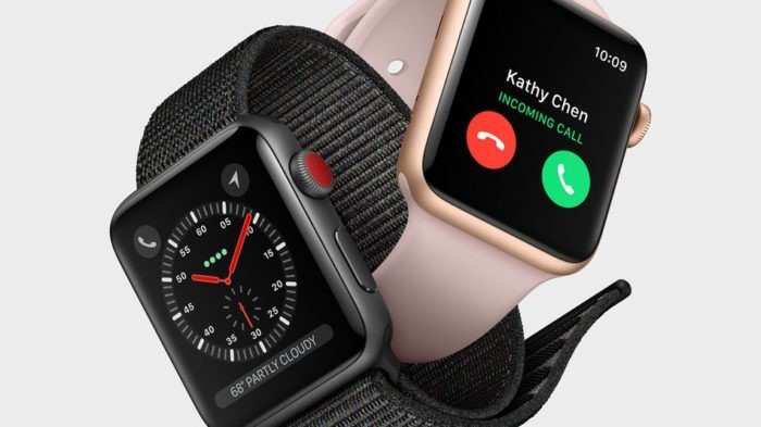 Apple Watch Series 3 India Launch Date