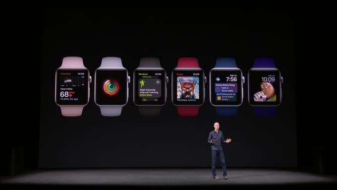 Top Apple Watch OS 4 Features