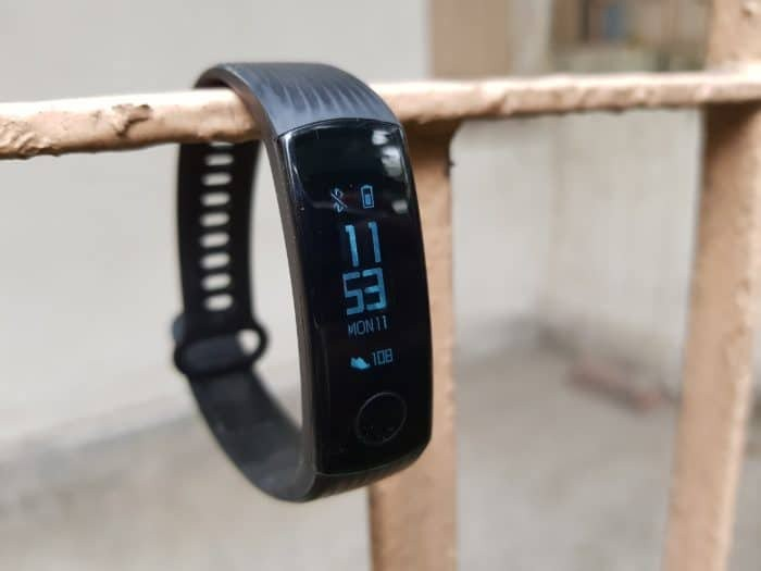 Honor Band 3 Usage Review