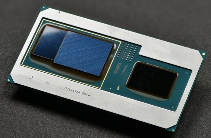 Intel 8th generation G-Series Core Processor