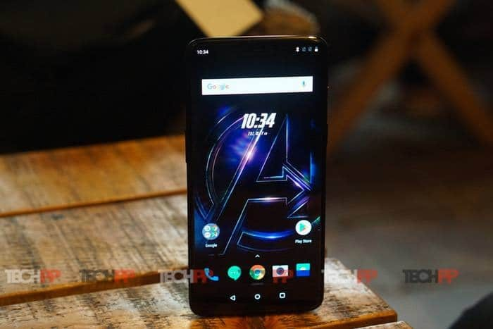 oneplus 6 avengers edition review 2
