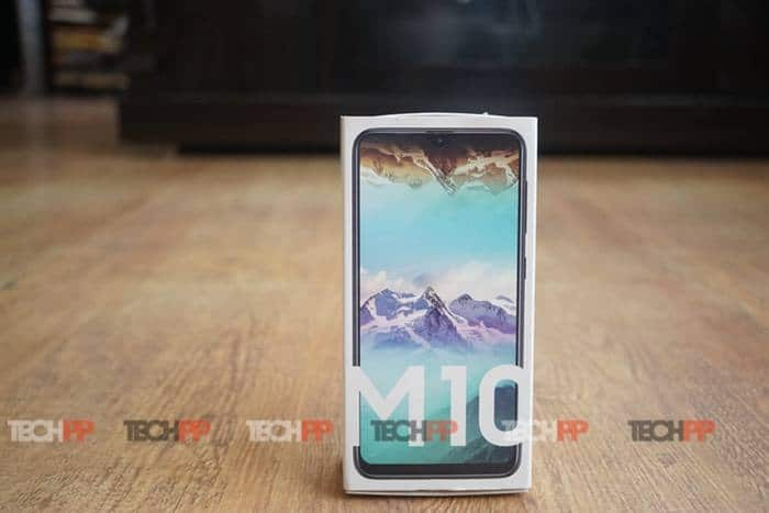 samsung galaxy m10 review 1