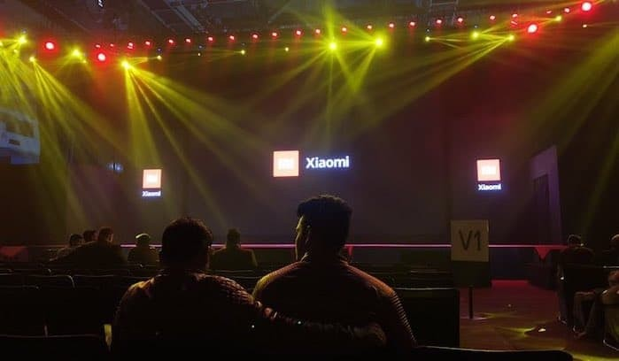 redmi event