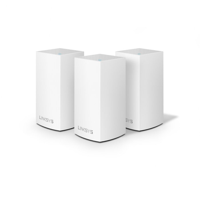 linksys velop WHW0103 mesh wifi system