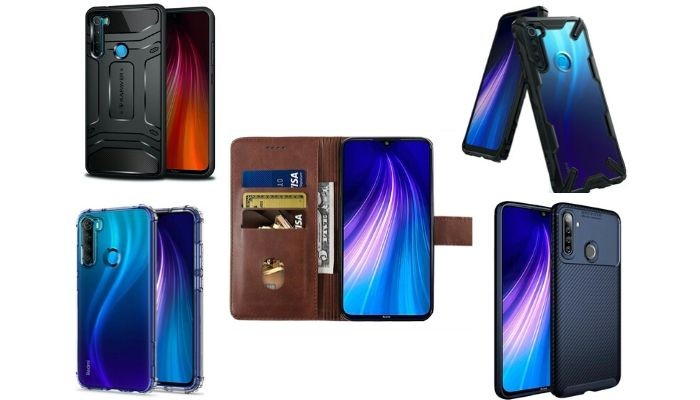 Best Cases for Redmi Note 8