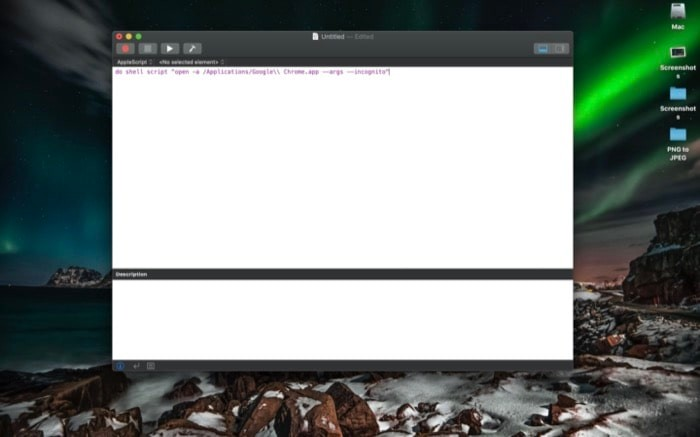Always Launch Google Chrome in Incognito Mode Mac 1