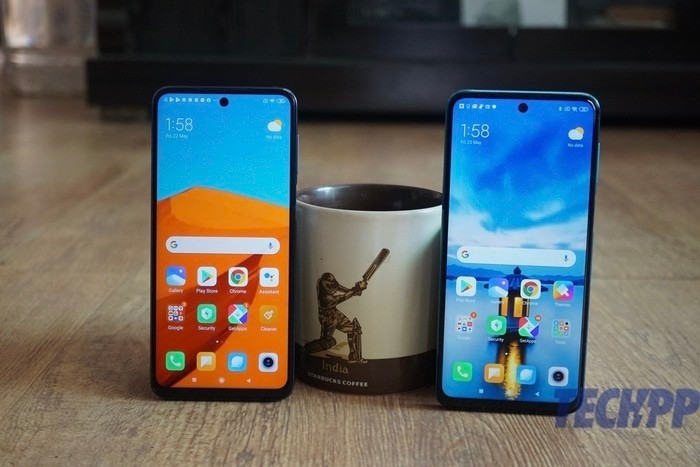 Note 9 Pro and Note 9 Pro Max