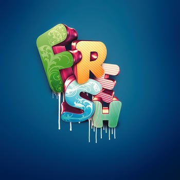 typographic-effects-photoshop