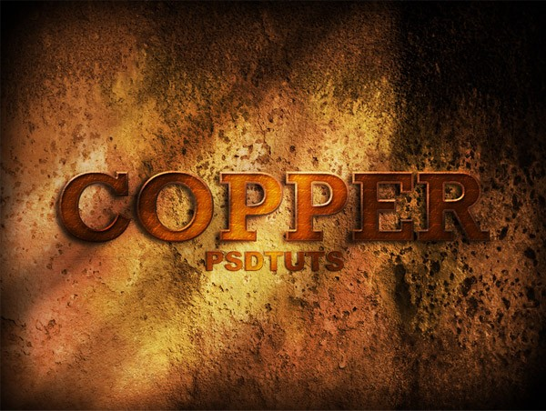 copper-photoshop-typography