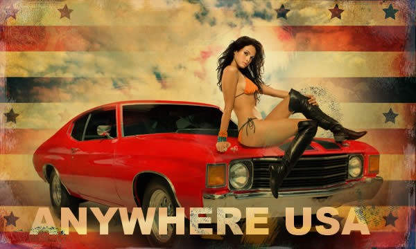 hot-chick-muscle-car-poster