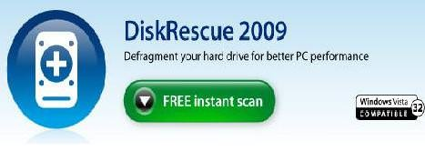 Uniblue Disk Rescue with free license key