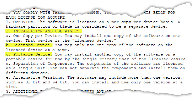 ms-office-license