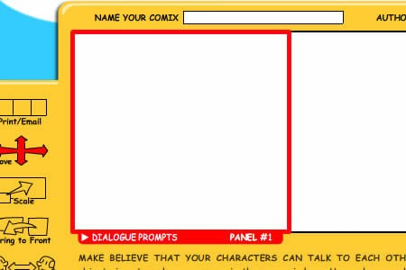 create-comic-strips