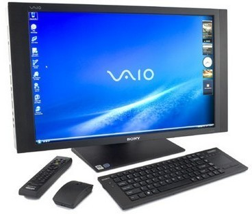 all in one vaio