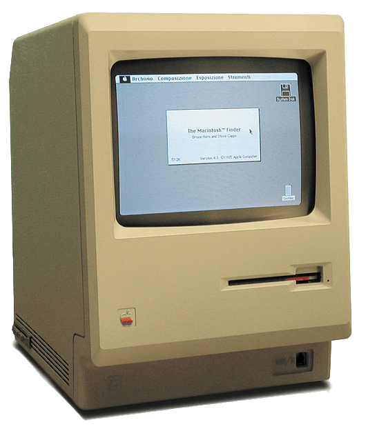 macintosh all in one