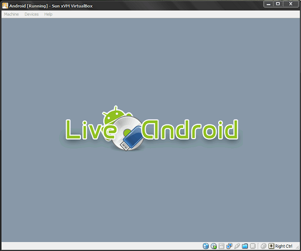 google android livecd