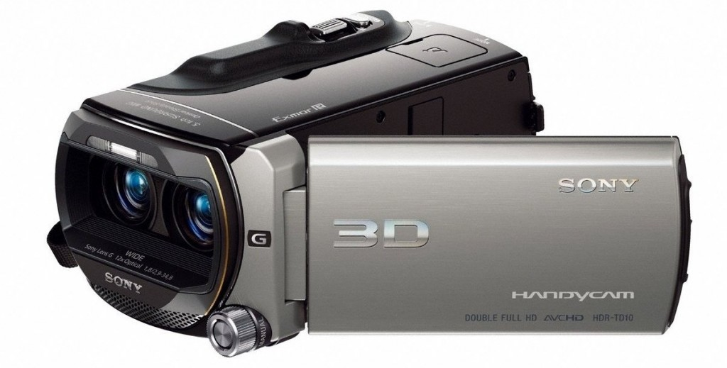 sony hdr td 10