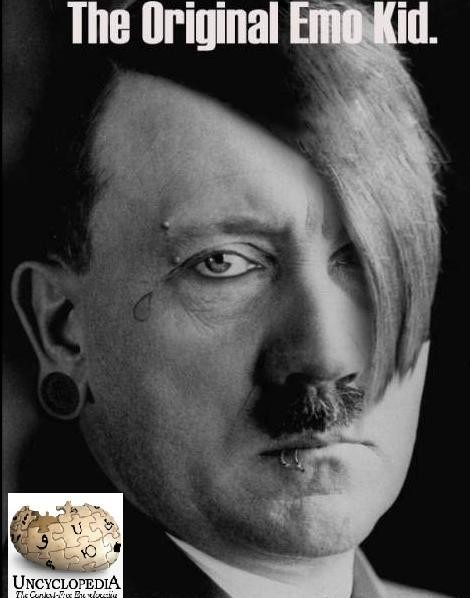 hitler uncyclopedia