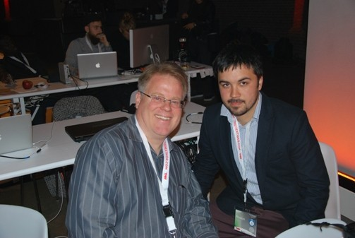 robert scoble and radu
