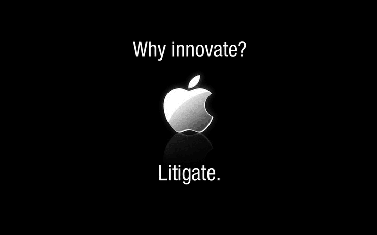 apple litigate