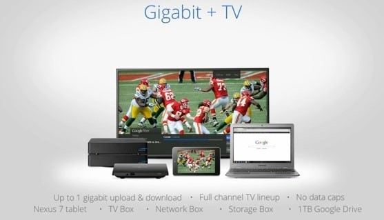 gigabit + tv
