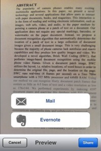 iPhone scanning apps