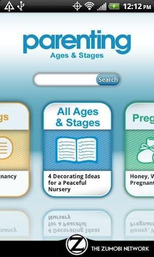 Parenting Ages & Stages