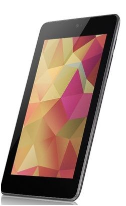 Nexus 7 Side View