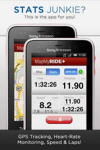 Biking Apps for Android