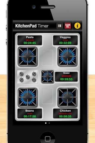 KitchenPad™ Timer