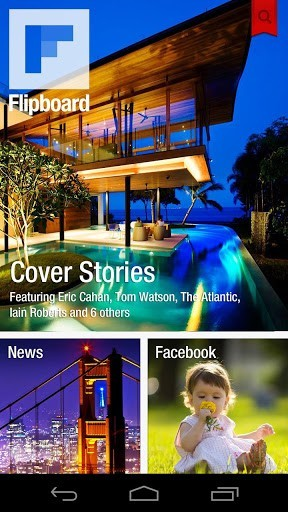 Flipboard Your News Magazine
