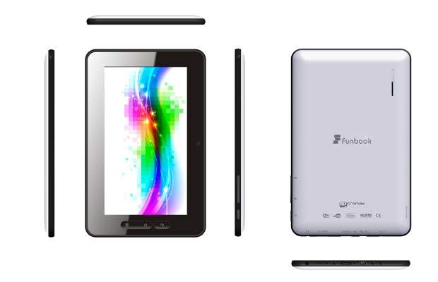 Micromax Funbook P300 Tablet Guide