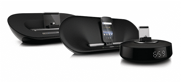Philips Android Docking Stations